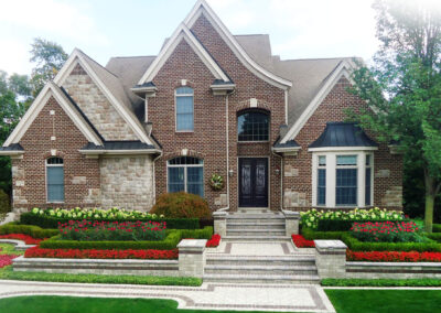 the perfect residential landscape design
