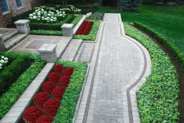 Northville Golf Course Landscaping Design