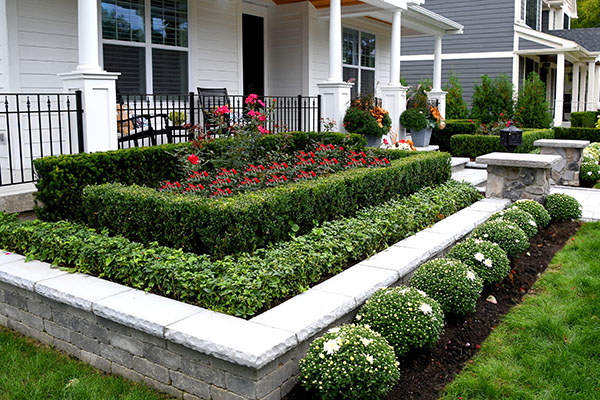 Downtown Plymouth Landscape Design